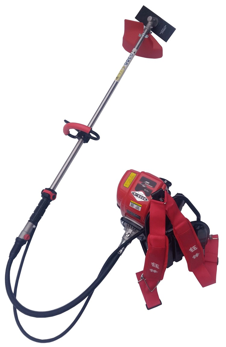 High quality agricultural machinery-electric Twig shredder 2