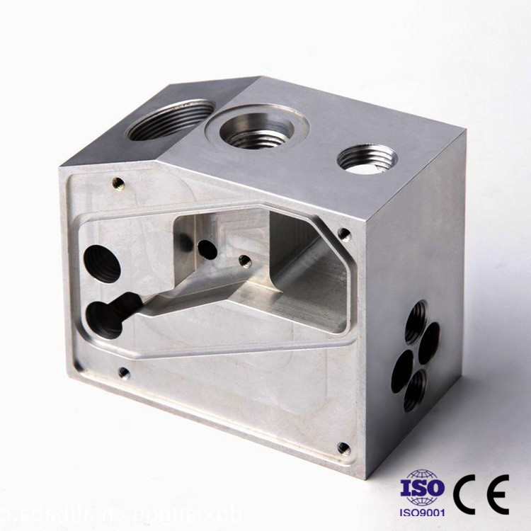 Precision machining milling parts-2