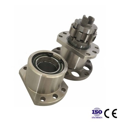 Precision machining milling parts-9